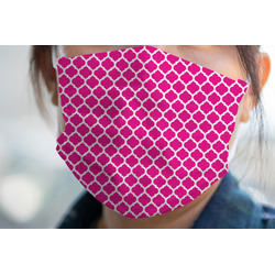 Moroccan Face Mask Cover (Personalized)