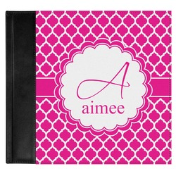 Moroccan Genuine Leather Baby Memory Book (Personalized)