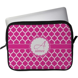 "Moroccan Laptop Sleeve / Case - 15"" (Personalized)"