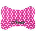 Moroccan Bone Shaped Dog Food Mat (Personalized)