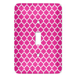 Moroccan Light Switch Covers - Multiple Toggle Options Available (Personalized)
