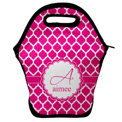 Moroccan Lunch Bag w/ Name and Initial