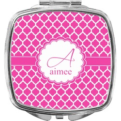 Moroccan Compact Makeup Mirror (Personalized)