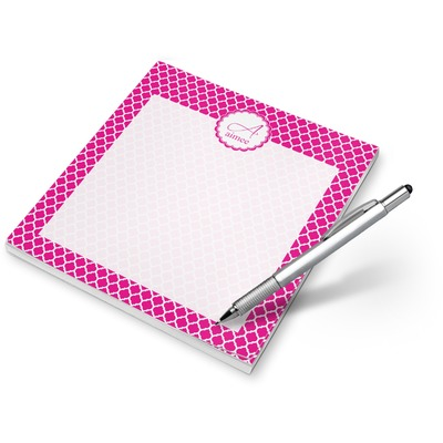 Moroccan Notepad (Personalized)