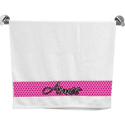 Moroccan Bath Towel (Personalized)
