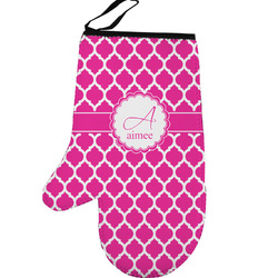 Moroccan Left Oven Mitt (Personalized)