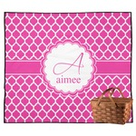 Moroccan Outdoor Picnic Blanket (Personalized)