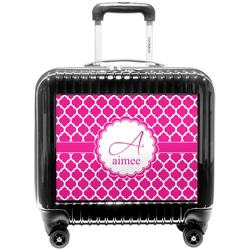 Moroccan Pilot / Flight Suitcase (Personalized)