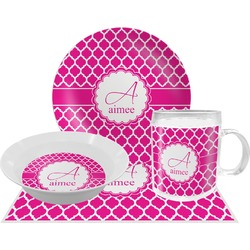 Moroccan Dinner Set - 4 Pc (Personalized)