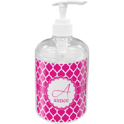 Moroccan Soap / Lotion Dispenser (Personalized)