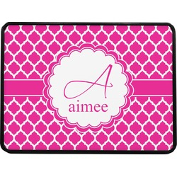 """Moroccan Rectangular Trailer Hitch Cover - 1.25"""" (Personalized)"""