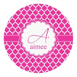 Moroccan Round Decal - Medium (Personalized)