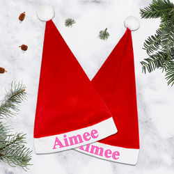Moroccan Santa Hat (Personalized)