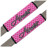 Moroccan Seat Belt Covers (Set of 2) (Personalized)