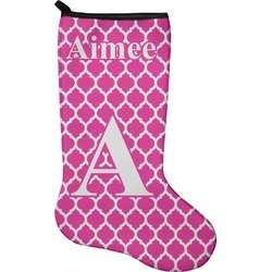 Moroccan Holiday Stocking - Neoprene (Personalized)