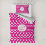 Moroccan Toddler Bedding w/ Name and Initial