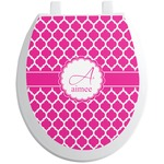 Moroccan Toilet Seat Decal (Personalized)