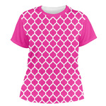 Moroccan Women's Crew T-Shirt (Personalized)