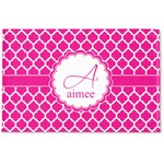 Moroccan Woven Mat (Personalized)