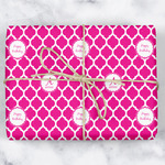 Moroccan Wrapping Paper (Personalized)