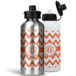 Chevron Water Bottles- Aluminum (Personalized)