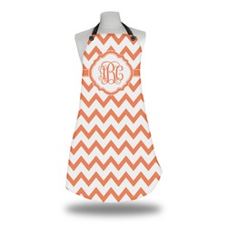 Chevron Apron (Personalized)