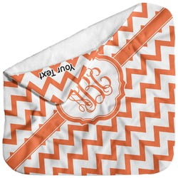 Chevron Baby Hooded Towel (Personalized)