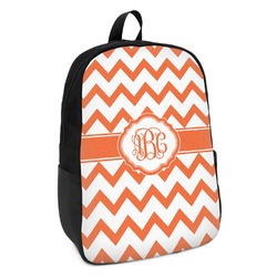Chevron Kids Backpack (Personalized)