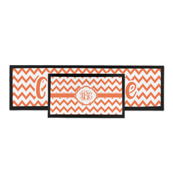 Chevron Bar Mat (Personalized)
