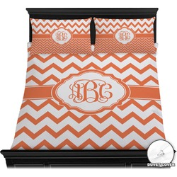 Chevron Duvet Cover Set (Personalized)