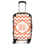 Chevron Suitcase (Personalized)