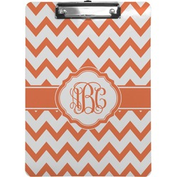 Chevron Clipboard (Personalized)
