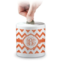 Chevron Coin Bank (Personalized)