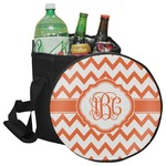 Chevron Collapsible Cooler & Seat (Personalized)
