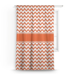 Chevron Curtain (Personalized)
