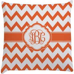 Chevron Decorative Pillow Case (Personalized)