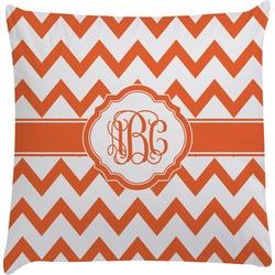 Chevron Decorative Pillow Case (Personalized)