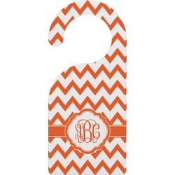 Chevron Door Hanger (Personalized)