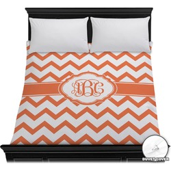 Chevron Duvet Cover (Personalized)