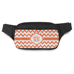 Chevron Fanny Pack (Personalized)