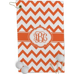 Chevron Golf Towel - Full Print (Personalized)