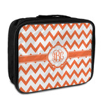 Chevron Insulated Lunch Bag (Personalized)