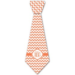 Chevron Iron On Tie (Personalized)