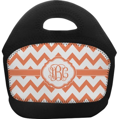 Chevron Toddler Lunch Tote (Personalized)