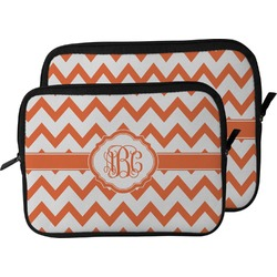 Chevron Laptop Sleeve / Case (Personalized)