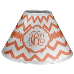 Chevron Coolie Lamp Shade (Personalized)