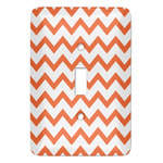 Chevron Light Switch Covers (Personalized)