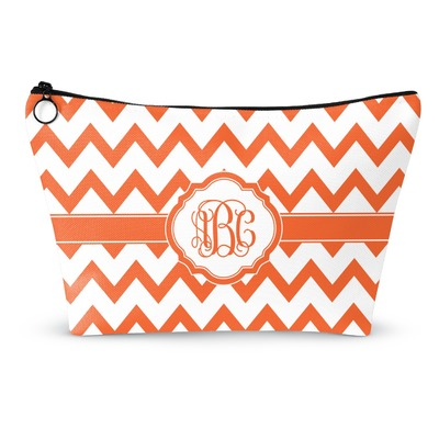 Chevron Makeup Bags (Personalized)