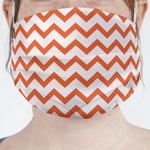 Chevron Face Mask Cover (Personalized)