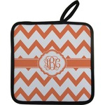 Chevron Pot Holder (Personalized)